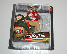 SAN FRANCISCO 49ERS VERNON DAVIS #85 NFL SERIES 32 ACTION FIGURES