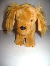 Rare American Girl Doll Cocker Spaniel Dog Golden Brown Poseable Adorable Plush