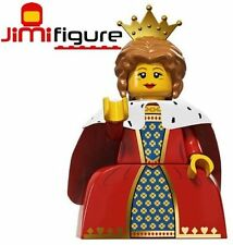 Queen Collectible Minifigs LEGO Buidling Toys