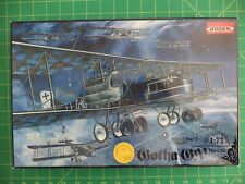 Gotha G.V WWI German Bomber -- Roden Kit No. Ro 016 - 1:72 scale Lozenge decals