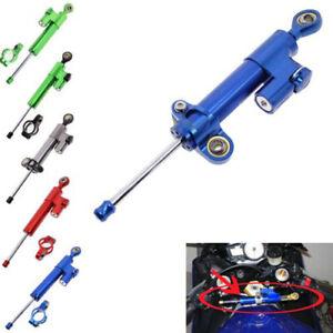 Steering Stabilizer Damper For Suzuki HAYABUSA 1300 GSXR SV GSR 600 750 1000