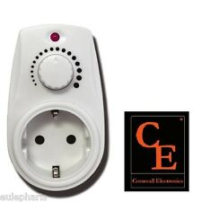 Regulador de Potencia Dimmer, Control velocidad/caudal aire extractor. Cornwall