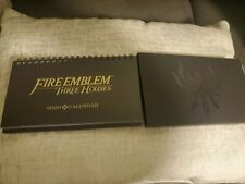 Fire emblem 3 three houses seasons of warfare edition nintendo switch CALENDAR
