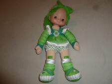 "Vintage Rainbow Brite Patty O' Green 18 1/2"" Doll 1983 Hallmark Plush Mattel >>>"