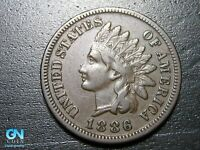 1886 Indian Head Cent Penny  --  MAKE US AN OFFER!  #B2567
