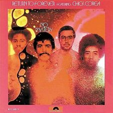 No Mystery by Return to Forever (CD, Jul-1987, Verve) Like New