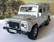 Personalised Plates 4 x 4 LAND ROVER DEFENDER Model Toy Boy Dad Birthday Present