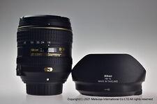 ** Near MINT ** NIKON AF-S VR DX NIKKOR ED 16-80mm f/2.8-4E SWM IF ASPH.