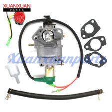Carburetor Carb F UST GG5500 GG7500N JF182 5500 7500 Watt Generator Kill Switch