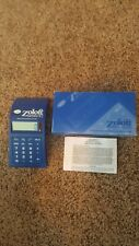 ZOLOFT Pharmaceutical 2005 Drug Rep Blue Calculator New In Package