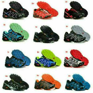 DE Salomon Speedcross 3 Herren Schuhe Outdoorschuhe Laufschuhe Shoes Größe 39-46