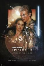 Star Wars Poster Episode 2 - Attack of the Clones - Hochformat - 61 x 91,5 cm
