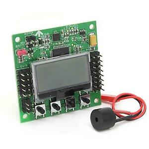 KK2.1.5 LCD Flight Control Board V1.9S for RC Multi-rotor Drone Flying Wing F550