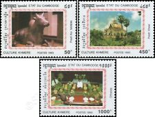 Culture of the Khmer 1993 (MNH)