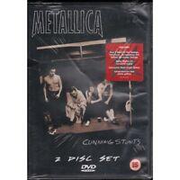 Metallica DVD Cunning Stunts/Universal Sellado 0602498702260