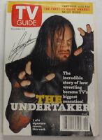 TV Guide Magazine The Undertaker December 5-11 1998 071515R