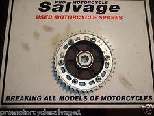HONDA CBR 1000 RR FIREBLADE 2006 2007:SPROCKET & CARRIER - REAR:USED MOTORCYCLE