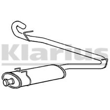 1x KLARIUS Replacement Rear / End Silencer Exhaust For RENAULT, VAUXHALL Diesel
