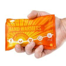 10 packs of 2 Hot Hand Warmers Hands Pocket Glove Outdoor Heat Raynauds Thermal