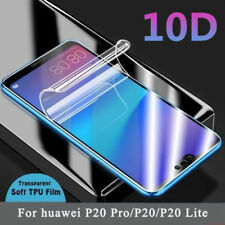 Genuine 10D Screen Protect Hydrogel Film For Huawei P20 P30 Pro Mate 20 30 Lite