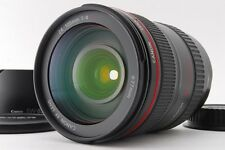 【AB Exc+】 Canon EF 24-105mm f/4 L IS USM AF Zoom Lens w/ Hood From JAPAN #3035