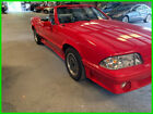 1988 Ford Mustang ASC MCCLAREN 1988 ASC MCCLAREN Used 5L V8 16V Automatic RWD Coupe