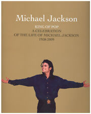 MICHAEL JACKSON THE KING OF POP MEMORIAL POSTER PRINT 8X10 PHOTO