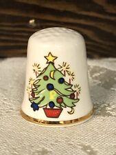 Thimble Masons Ironstone Christmas Tree
