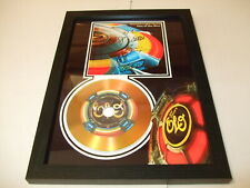 elo    SIGNED  GOLD CD  DISC  86