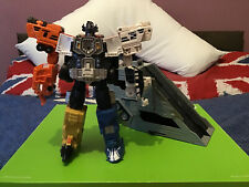 Energon Transformers Optimus Prime + Caja