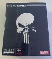Mezco One: 12 Collective The Punisher Netflix Authentic John Bernthal