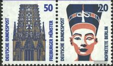 BRD (BR.Duitsland) W101 postfris MNH 1994 Sehenswïürdigkeiten