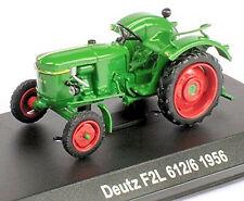 Deutz F2L 6126 - 1956 Traktor Schlepper grün green 1:43