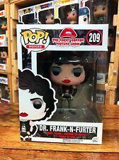 Pop Movies Rocky Horror Picture Show Dr Frank N Furter 209 Funko Pop Vinyl