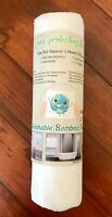 Frezzia's Bamboo Paper Towels (30 count roll, 50% More!) Machine Washable Eco