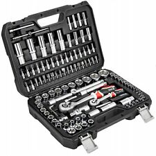 Proffesional new Tool Kit SET OF SOCKET WRENCHES SOCKET WRENCHES YATO 108