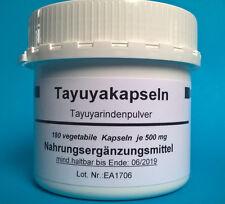 Tayuyawurzel Kapseln 180 Kapseln je 400 mg ( 19,88 € / 100 g ) Cayaponia tayuya