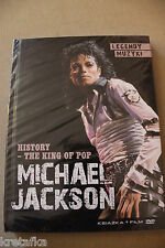 Michael Jackson - History - the King of Pop - DVD - POLISH RELEASE