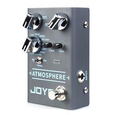 JOYO Revolution Series R-14 9-Mode Reverb Decay Guitar Effects Pedal