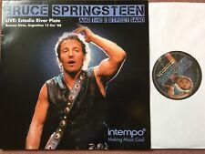 KXLP Bruce Springsteen Live at Estadio River Plate NM