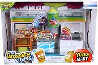 The Grossery Gang Yucky Mart Playset Ages 5+ New Toy Play Shop Girls Boys Gift