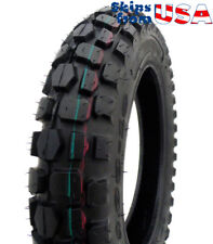 Knobby Tire 3.00 - 10 Front or Rear Trail Off Road Dirt Bike Motocross Pit