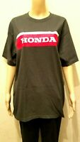 Honda Printed T-Shirt Mens  X-Large TRX CBR CR CRF XR CB ATC Goldwing Aquatrax