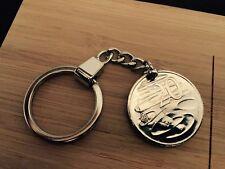 PLATYPUS 20 cent Australia coin KEYRING KEYCHAIN 20th Birthday gift for man, boy