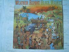 Weather Report - BLACK MARKET (Lp) Press ITALY 1976