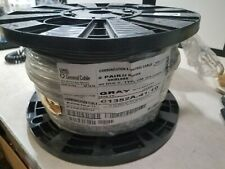 22 AWG 4 Conductor Stranded Multi-Paired Cable 1000 GENERAL CABLE C1352A.41.10