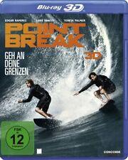 Point Break Blu Ray 3D NEU & OVP in Folie Geh an Deine Grenzen Deutsche Version