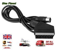 SEGA MASTER sistema 1 & MEGADRIVE 1 AV SCART Cable/plomo