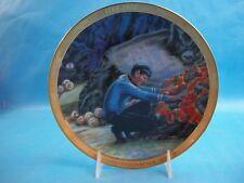 Star Trek R. J. Ernst Commemorative Plate Devil In The Dark #2335 Coa