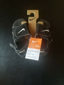 Nike Toddler Boy Sandals 10c New